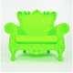 Regal Highlighter-Hued Seats - The Linvin Queen of Love Chairs are an Eye-Catching Alternative (GALLERY) 1