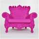 Regal Highlighter-Hued Seats - The Linvin Queen of Love Chairs are an Eye-Catching Alternative (GALLERY) 3