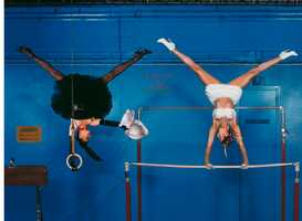 Jean-Paul Goude Photography Melds the Olympics and High Fashion