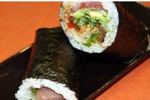 Sushiritto San Francisco Makes Burrito Style Rolls