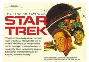 'The Evolution of Star Trek' Infographic Explains the Progres