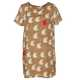 Feline-Flecked Frocks - The IDS Meow T-Shirt Dress Boasts a Purring Print (GALLERY) 2