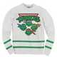 The Teenage Mutant Ninja Turtle Knit Sweatshirt is Totally Nostalgic 1