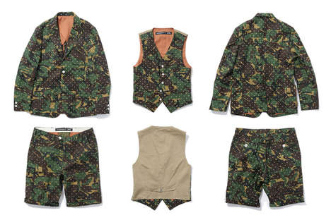 FW12 Dot Camo Collection