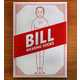 Niege Borges' 'Bill Wearing Socks' Paper Doll is Fantastic 1