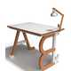 Levitating Lettered Workstations - The Liviu Avasiloiei Persona Desk is Completely Customizable (GALLERY) 3