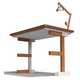 Levitating Lettered Workstations - The Liviu Avasiloiei Persona Desk is Completely Customizable (GALLERY) 7