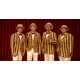 The Jimmy Fallon Late Night Barbershop Quartet is Reggae Fabulous 5