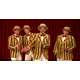 The Jimmy Fallon Late Night Barbershop Quartet is Reggae Fabulous 6
