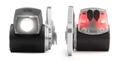 EcoXPower Bike Light