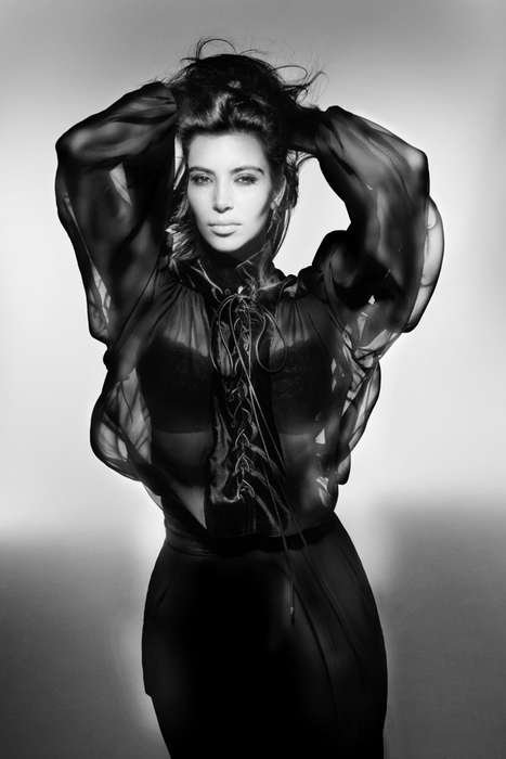 Kim Kardashian for V Magazine