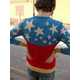 Superhero-Inspired Sweatshirts - The 'Wonder Woman Knit Sweater' is a Nostalgia-Filled DIY (GALLERY) 1