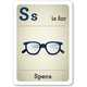 Humorous Learning Tools - The Hipster Flash Cards Will Teach Your Child Their ABCs (GALLERY) 1
