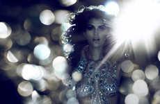 Glittering Bokeh Ads