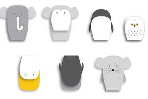 Yang:Ripol Flat Zoo Toys Feature Few Bells and Whistles