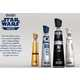 Galactic Elixir Vessels - The Evian Star Wars Bottle Design is Out of This World (GALLERY) 2