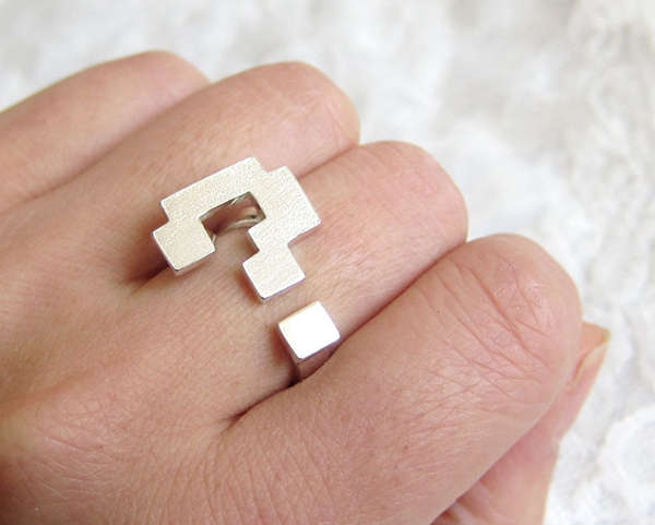 Gamer Punctuation Jewelry