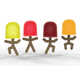 Personified Popsicle Treats - The Just Jared Lollypop Men Ice Set is Fun to Eat (GALLERY) 1