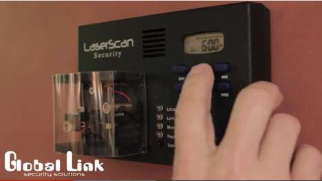 LaserScan Security System