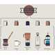 The Compendious Coffee Chart Teaches You How to Make Drinks 6