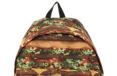The Cheeseburger Backpack Will Make You Drool