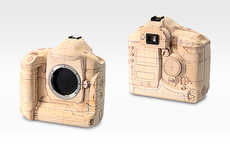 DIY Wooden Camera Tutorials