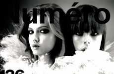 104 Numéro Magazine Editorials