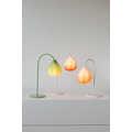 Floral Bud Lamps - Bring Spring Indoors with the Kristine Five Melvaer 'Bloom' Series