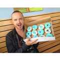 Drug-Inspired Donuts - These Breaking Bad Blue Sky Desserts Are Fun and Delicious