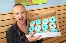 These Breaking Bad Blue Sky Desserts Are Fun and Delicious