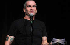 Henry Rollins Talks Learning Potential in This Vigorous Democracy Keynote