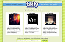 Tikly Lets You Purchase Tickets Right From Bands' Facebook Pages