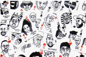 Mynority Classics Playing Cards Immortalize Fathers of Hip-Hop