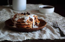 The Pastry Affair S'mores Pancakes are Heavenly and Over-the-Top