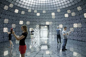 The Russian Pavilion at the Venice Architecture Biennale Exhibits Technology