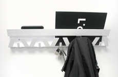 The Hang Up Wall Organizer From Vuur is Chic