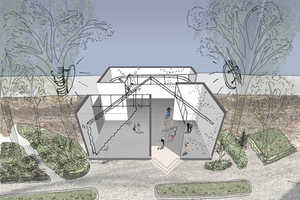 The Dutch Pavilion at the Venice Architecture Biennale Explores Space