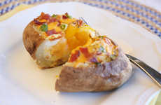 Egg-Brimming Baked Potatoes - This 'Our Best Bites' Recipe Looks too Good for Words