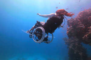 The 'Creating the Spectacle' Wheelchair Short Reaches New Depths