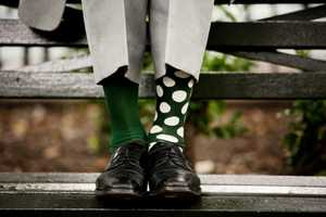 The Happy Socks Fall/Winter 2012 Collection Shows Feet-First Fashion