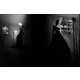 Ghostly All-Black Editorials - The Gallows by Alex London is a Gothic Monochromatic Series (GALLERY) 2
