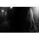 Ghostly All-Black Editorials - The Gallows by Alex London is a Gothic Monochromatic Series (GALLERY) 3