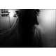 Ghostly All-Black Editorials - The Gallows by Alex London is a Gothic Monochromatic Series (GALLERY) 6