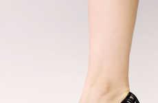 Mattress-Inspired Heels