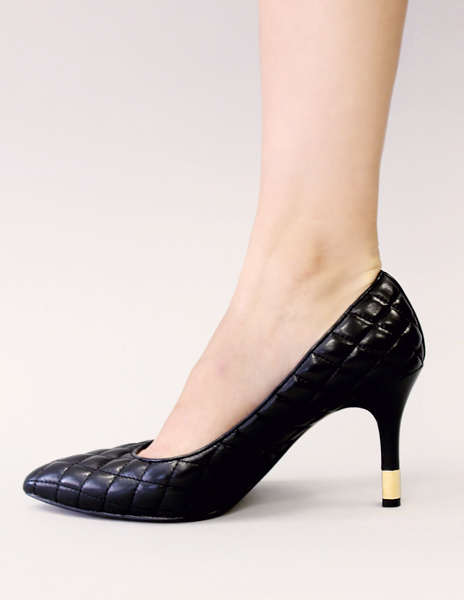 Pixie Market Quilted Pumps