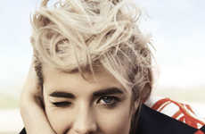 59 Agyness Deyn Editorials