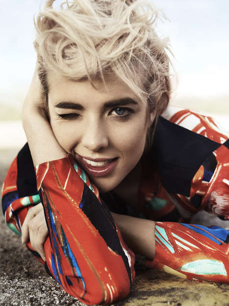 Agyness Deyn + Dr. Martens Capsule Collection