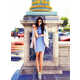 Color-Filled Paris Captures - The Marie Claire Australia 'à la francaise' Editorial is Set in F (GALLERY) 3