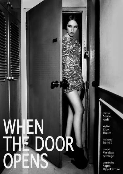 When the Door Opens by Mario Ardi
