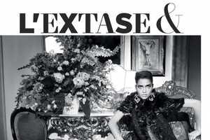 The L'Officiel Paris 'L'Extase & L'Effroi' Editorial is Ornately Attired